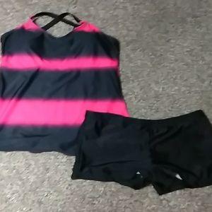 2 pc swim suit